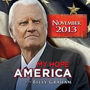 Billy Graham My Hope for America