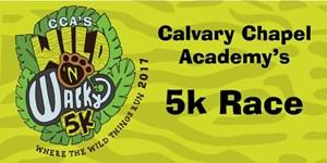 Wild and Wacky 5K Run