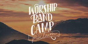 Worship Band Camp
