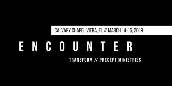 2019 ENCOUNTER Student Conference