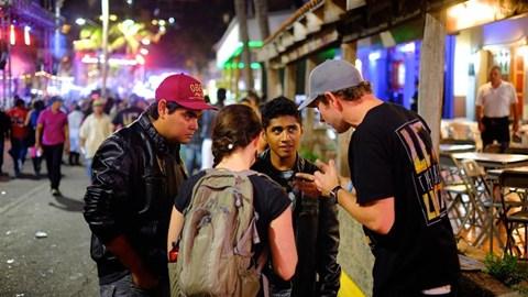Mazatlan, Mexico (Melb Jr High) 7/19