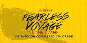 Fearless Camp 2019 1st - 6th Grade
