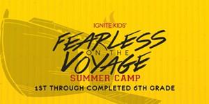 Fearless Camp 2019 1st - 6th Grade Waiting List