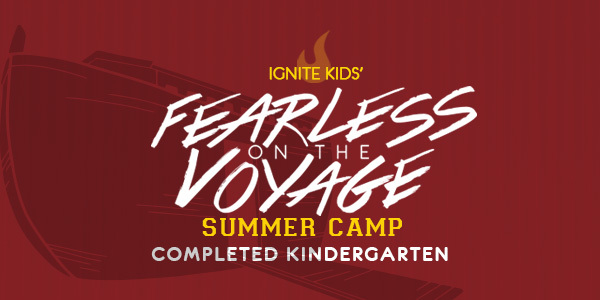 Fearless Camp 2019 Completed Kindergarten Waiting List